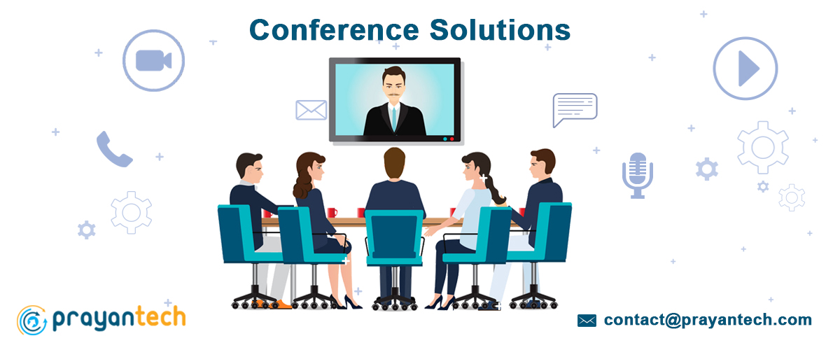 Conference Solutions by PrayanTech